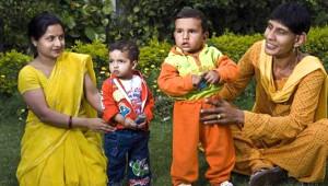 Dünyanın En Uzun Bebeği Büyüdü! Daha 8 Yaşında ama Boyu 1.90