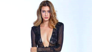 Miss Turkey Seçilen Itır Esen Twitter'da Dalga Konusu Oldu