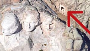 Turist Akınına Uğrayan Rushmore Dağı Anıtı'nın Arkasındaki Gizem