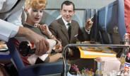 Konforlu ve Hızlı Ulaşımı Sağlayan Uçaklar Bakın Eskiden Nasıldı?