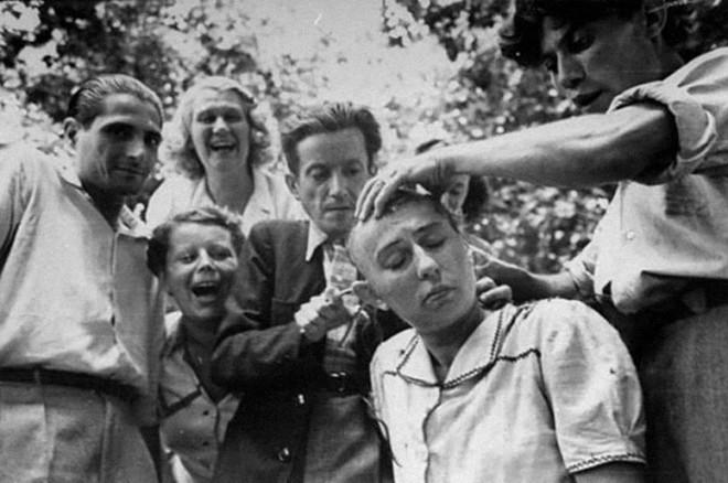 Fransa Tarihinin Karanlık Yüzü: Halk İçinde Zorla Traş Edilen Kadınlar