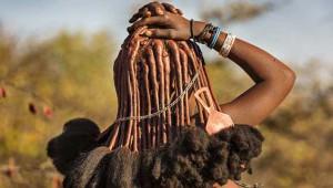 Angola Kabilesi Kadınları Saçlarıyla Dikkat Çekiyor