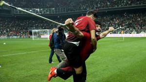Avrupa Şampiyonu Olan Ampute Futbol Milli Takımımızdan Kareler
