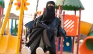 Suudi Arabistan'daki Kadınların Günlük  Yaşamından Kareler