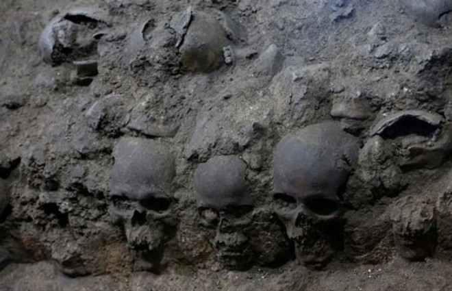 Tüyler Ürperten Arkeolojik Buluntular