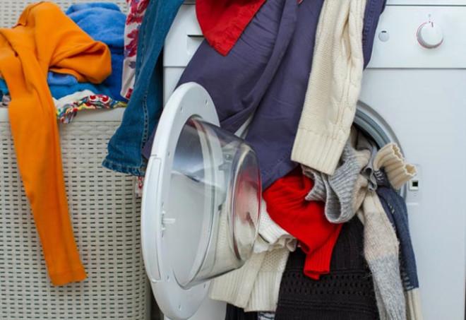 Çamaşır Makinesinde Kullanılan İlginç Yöntem