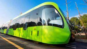 Raya İhtiyaç Duymadan Seyahat Edebilen Elektrikli Tren İlk Seferini Yaptı
