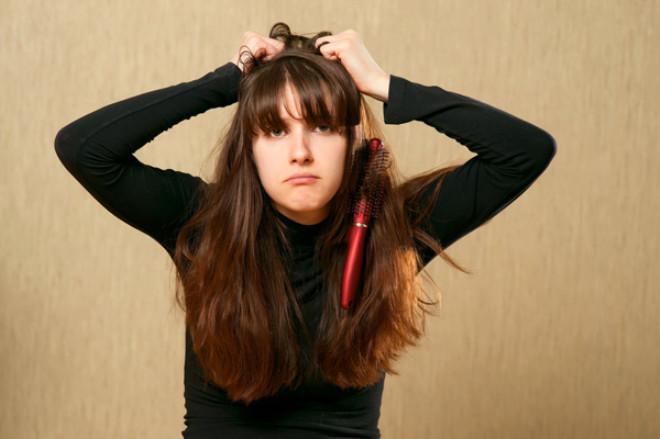 Saçlarınız Şekil Almıyorsa Dikkat! Sağlığınızla İlgili Uyarı Veriyor
