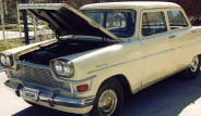 Ülkemizin İlk Yerli Seri Üretim Otomobili Anadol'un Hikayesi