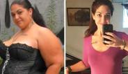 Fazla Kilolarını Verince Adeta Bambaşka Biri Olan 30 Kişi