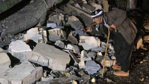 Irak'ta Meydana Gelen 7,3'lük Depremden Korkunç Kareler
