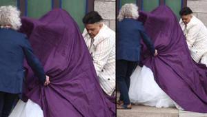 Dizi Oyuncusu Sevgilisiyle Evlenmek İçin Hapishaneye Gitti
