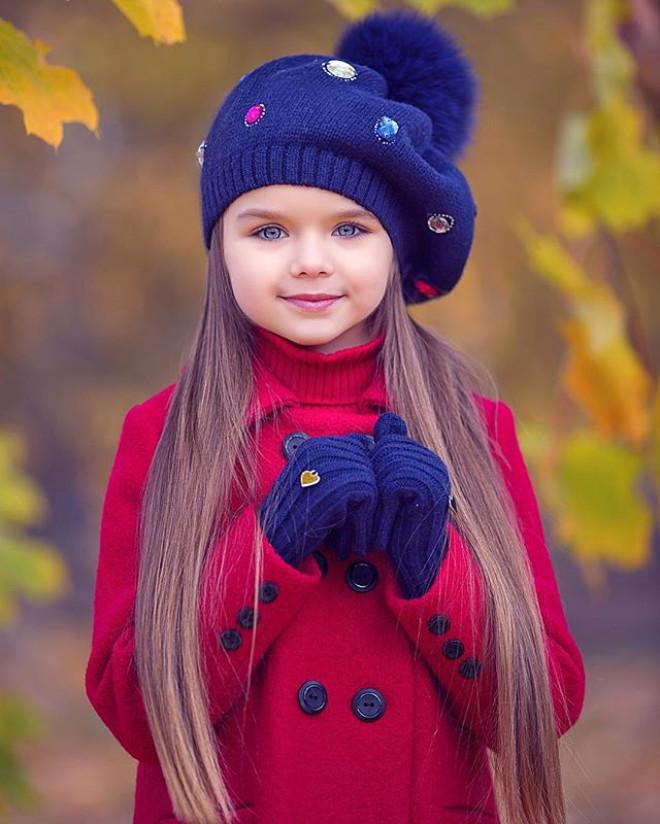 Dünyanın En Güzel Kızı Olarak Anılan Anastasiya Knyazeva