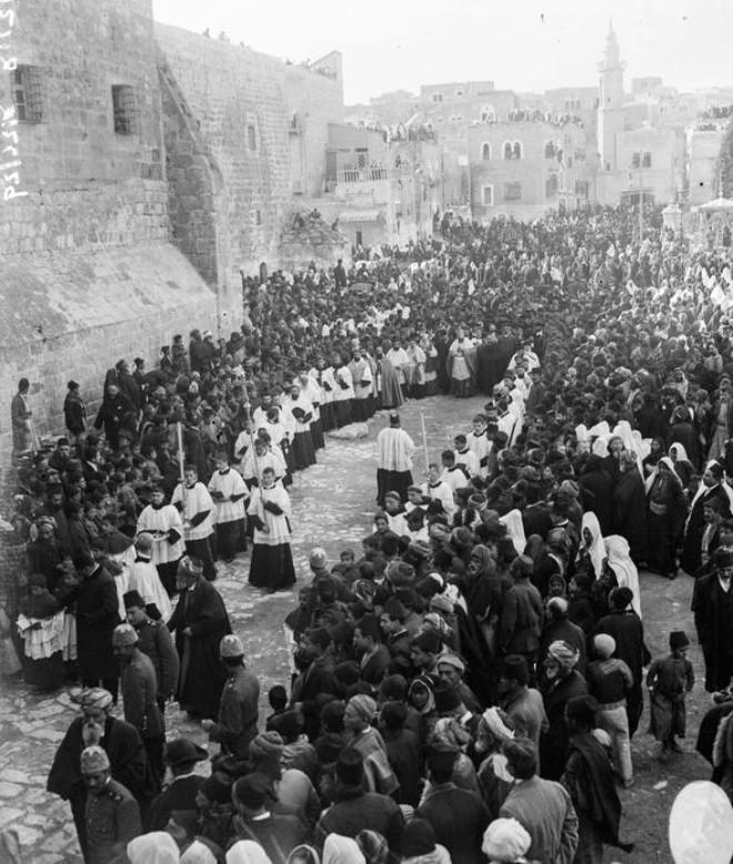 Osmanlı Egemenliğindeki Kudüs'ten Kareler