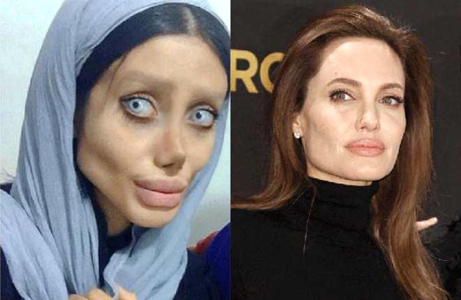 Sahar Taabar: Angelina Jolie'ye Benzemeye Çalışmıyorum