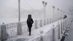 Dünyanın En Soğuk 10 Yeri