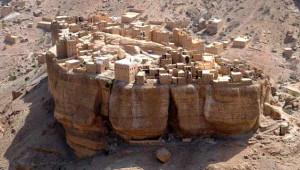 Dünyanın En İlginç Köyü! Uçurumun Kenarında Yaşıyorlar