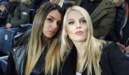 Fenerbahçe-Karabükspor Maçında Güzellikleriyle Damga Vuran Modellerden Kareler
