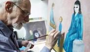 Bakirliğini Bir Uzaylıyla Kaybettiğini İddia Eden 74'lük Ressamın İlginç Hikayesi