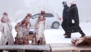 -64 Derecede Hayat Süren Yakutsk'dan Çarpıcı Kareler