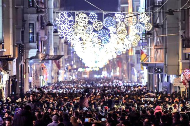 Türkiye 2018'e Böyle Girdi