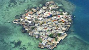 Dünyanın En Kalabalık Adası: Santa Cruz del Islote