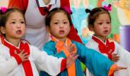 Dünyanın En Merak Edilen Ülkesi Kuzey Kore'de Gündelik Yaşamdan Kareler