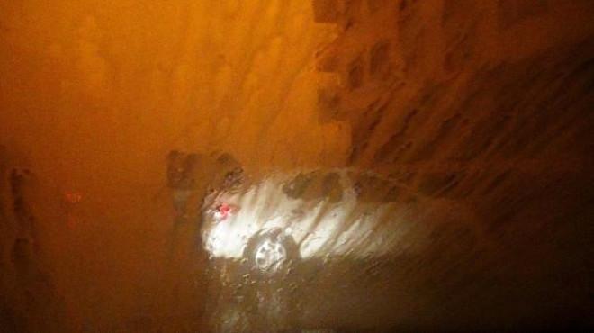 Gece Değil Gündüz! Mardin'de Hayat Felç Oldu
