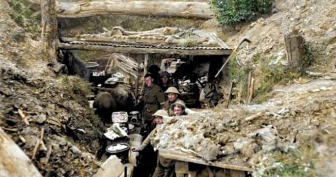 1. Dünya Savaşı'ndan Yeni Fotoğraflar Ortaya Çıktı
