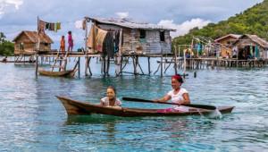 Malezya`nın Deniz Çingenelerinin İlginç Yaşamı