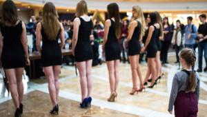 Seçmeleri AVM'de Düzenlenen Güzellik Yarışması: Miss Russia
