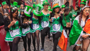 Avrupa'nın En Sıra Dışı Festivali: ST. PATRICK'S DAY