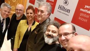 Hilton İstanbul Bosphorus'un Adana Gecesine Ünlü Simalar Akın Etti