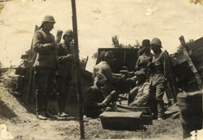 Çanakkale Savaşından Daha Önce Hiç Görmediğiniz Kareler