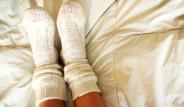 Çorapla Uyumanın Cinsel Yaşama İlginç Etkisi