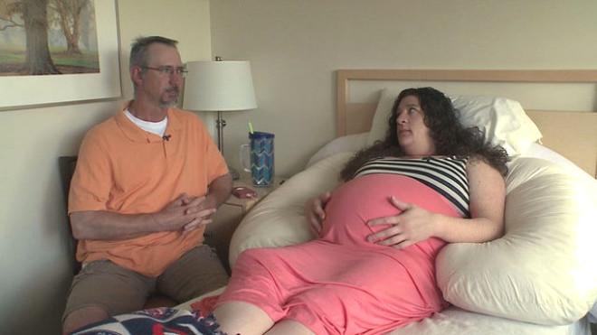 Dünyayı Hayrete Düşüren Olay: 4 Kez Düşük Yaptı ama Son Hamileliğinde Mucizeyi Yaşadı