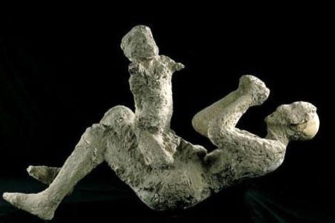 Cinsel Sapkınlıkları Yüzünden Taş Kesilen İnsanların Şehri: Pompei