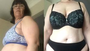 Son Halini Gören Kızı Sanıyor! 3 Ayda Tam 32 Kilo Verdi
