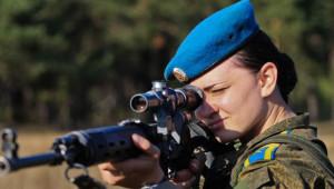 Düşmana Korku, Dosta Güven, Kalplere Sıcaklık Veren Rusya'nın Kadın Askerleri