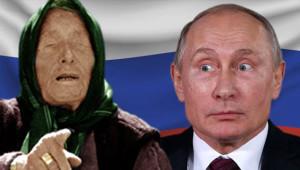 Ünlü Kahin Baba Vanga: Dünyanın Tek Lideri Rusya Olacak
