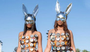 Skandal Stilleriyle Coachella'ya Damga Vurdular