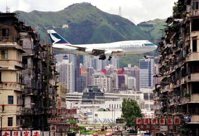 Dünyanın En Tehlikeli Havalimanları