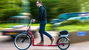 Böylesine Binmediniz! Alışılmadık Bisiklet Modelleri Büyük İlgi Çekiyor
