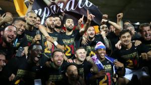 Galeri: Fotoğraflarla: Galatasaray'ın Şampiyonluk Coşkusu