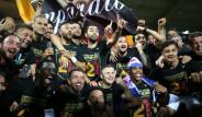 Fotoğraflarla: Galatasaray'ın Şampiyonluk Coşkusu