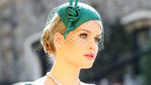 Lady Diana'nın Yeğeni Kitty Spencer Estetik Harikası Çıktı