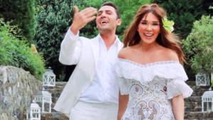 Seren Serengil ve Yaşar İpek Sürpriz Yapıp Fransa'da Evlendi