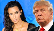 Kim Kardashian Donald Trump'tan 'Af' İstedi