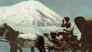Ağrı'nın Daha Önce Hiç Görmediğiniz Eski Fotoğrafları