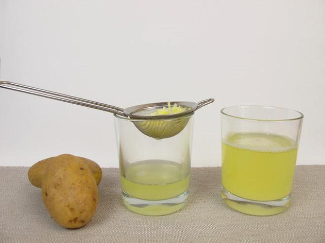 Kaynamış Patates Suyu Aç Karna İçtiğinizde 3 Günde 5 Kilo Verdiriyor